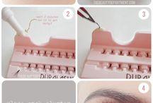 Make-up Tricks / by Jennifer Cooney