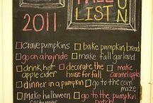 Family bucket list / by La Pendleton