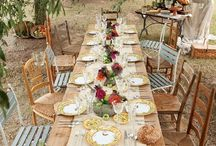 Tablescapes / by Char Wagner