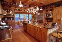 Dream Kitchen Ideas / by Kim Charette