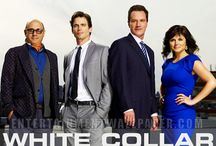 White Collar / by The Mint Sprint