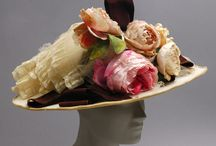 Hats are Art...! / by ❈Agnès ❧ Brun❈