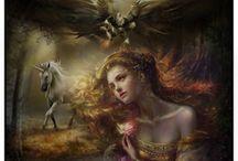 Fantasy etc. 5 / by Carolyn Jarrett