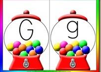 Ff &Gg letter Activities / by Nikki Rosenzweig Hinkle