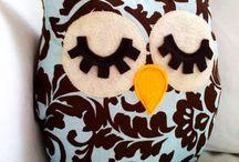 Owls - my latest obession / by Candace Mixon