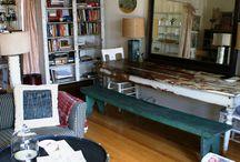 Furniture / by Lora Glover