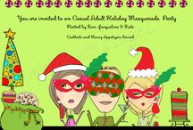 Holidays / Holiday Items / by BFF Design Group