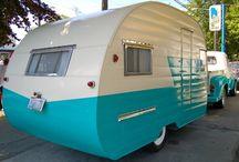 Vintage trailers / by Shilowe Ensminger