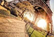 PARIS! Yes please!!  / by Samantha Keyes