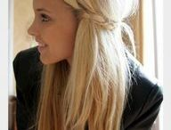 Happy Hair / by Anne Lightner