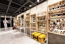 retail environments / by Claire Shafer