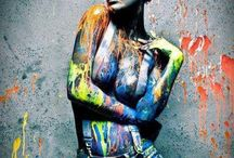 Body Painting / by Lauren Olson