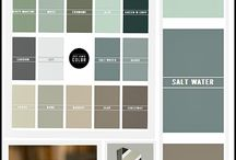 Paint Colors / by Camel Musil