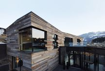 Architecture / by Tanja Gebhard