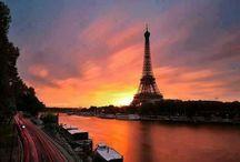Paris / by Ginger Yerovsek