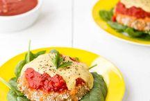 Vegan Recipes / by St. Bernard Lodge