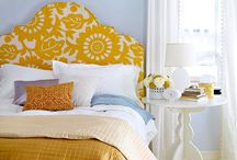 Designing our bedroom / by Katie Savage