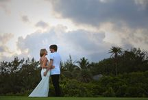 Our Bride - Stephanie / Our beautiful bride Stephanie in the Katie May Poipu gown.  http://www.katiemay.com/products/poipu / by Katie May
