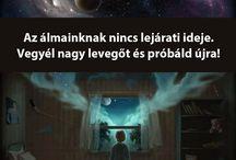 Idézetek / by Sofija Verlova