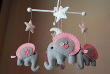Felty Fantasticals - Mobiles / by *** Briali ***