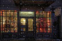 ~Coffee Shops~ / by Sarah Hirschler