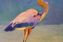 Bob Ransley's Animals in Watercolors / Watercolored Barnyard Animals / by D
