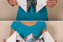 Folds / by Alessandra Delli Colli