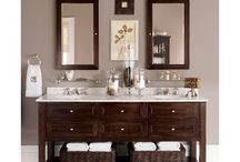 Bathroom Ideas / by Angie Gann