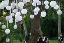 PARTY DECOR IDEAS / by Patty Hughes