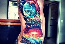 Tattoos / by Jamison Jewell