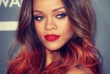 Get Gorgeous | Hair / Beautiful hair styles / by Monica Morgan