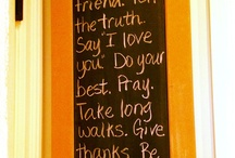 cool quotes / by Lynne Pierce