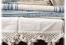 linens I love / by Jill Palumbo
