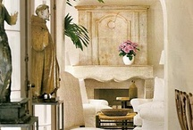 White to Gray.... Taupe..... Greige / by The Decorated House ♛ Donna