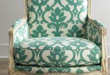 Stolar/Chairs / Var så god och sitt / by Margareta Hillman