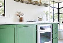 Kitchen ideas / by Stephanie McEnery
