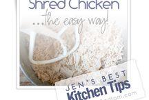 Recipes- Chicken / by Michelle Fox
