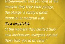 Businessy stuff :) / by Manda Miller