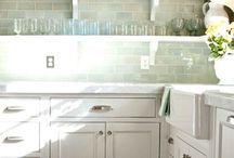 kitchen remodel / by Daisy Dronen