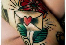 Inked / by Nicole Barney
