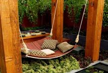 Outdoor spaces / by Marsha White