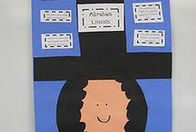 Kindergarten February / by Paula Miller