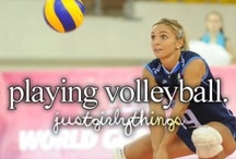 Volleyball! / by Alyssa Malley