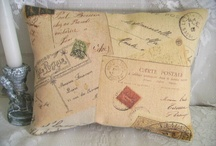 ART : Cancelled Postage / Envelope Art, Cancelled Mail, Old Postage / by Shelly Zeiden