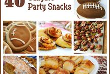 football sunday food / by Melissa Gove