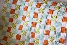 sewing and quilting projects / by Brenda Cook