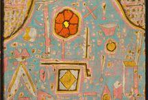 Collage/Art - Triad Color Schemes / by Liz Zimbelman