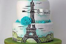 cakes / by Lindsay Kirkland