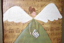 Angels / by Deb Antonick