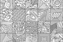 ART - Zentangle - Misc / by ourfamily07